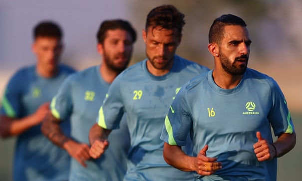 China pose real threat as Socceroos hit the road again on journey to Qatar